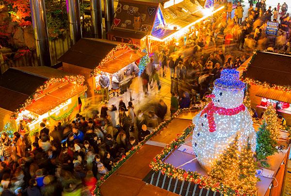 German Christmas Market.German Christmas Market 2018 Kansai Finder Kansai Finder